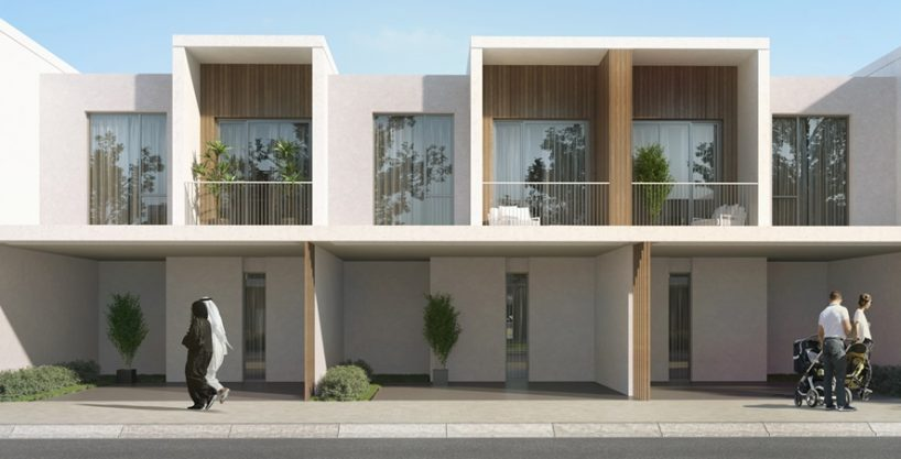 3 BR Townhouse by Emaar